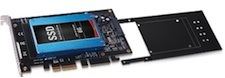 SSD PCI Adapter card